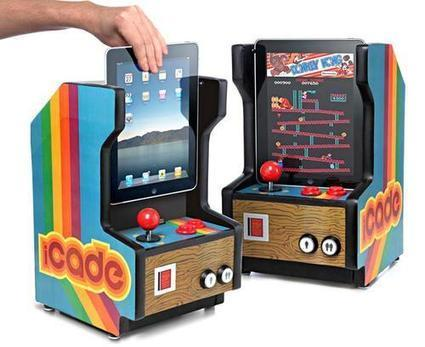 Get some gaming nostalgia with this ipad gadgetry. iCade Turns iPad into Arcade Cabinet | Gadgetry | Scoop.it