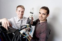 Ryerson Biomedical Engineering Students Invent Brain-Controlled Prosthetic Arm   STUDY Magazine   BioMedical Engineering. The Future of Medicine and Engineering   Scoop.it