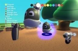 4 aplicaciones gratuitas para aprender a programar vídeojuegos en el aula | Web-On! Ocio virtual | Scoop.it