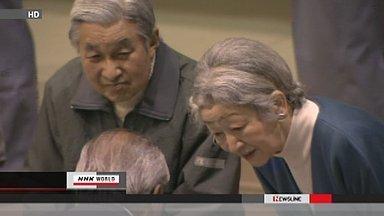 [Eng] L'Empereur et l'impératrice en visite dans les zones sinistrées | NHK WORLD English (+vidéo) | Japon : séisme, tsunami & conséquences | Scoop.it