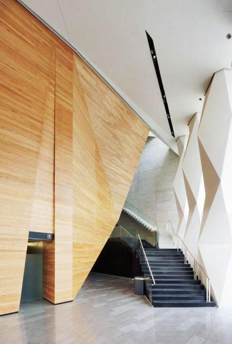 Roberto Cantoral Music Hall in Coyoacán, Mexico by ... - AECCafe | COYOACAN TRAVEL REPORT | Scoop.it