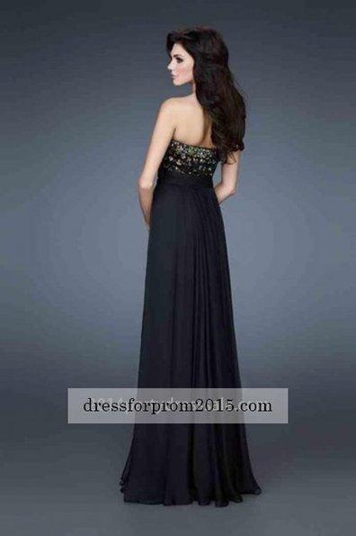 Black Low Back Long Formal Full Length Prom Dress 2015 [DFP#00752] - $173.00 : 2015 Hot Sale Dresses | Prom Dresses Discount | Prom Dresses 2015 | girlsdresseshop | Scoop.it