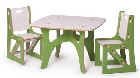 Prizeapalooza day 26 – Sprout Kids Table and Chairs   DECO   Scoop.it