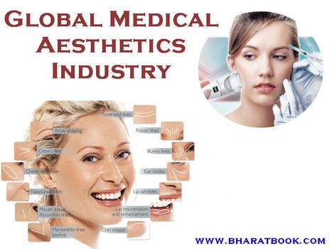 Global Medical Aesthetics Industry - Bharat Book Bureau | Pharmaceuticals - Healthcare and Travel-tourism | Scoop.it