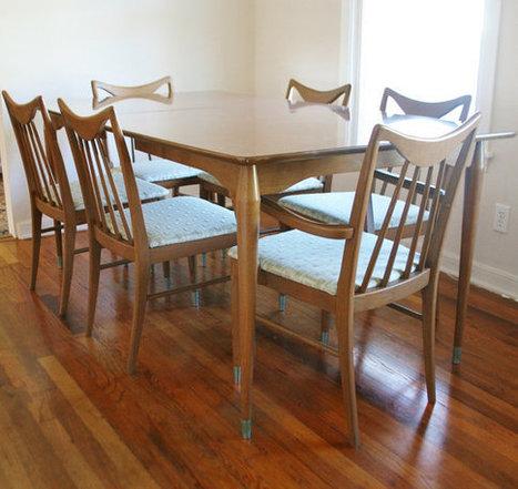 Mid Century Keller Dining Set | Chummaa...therinjuppome! | Scoop.it