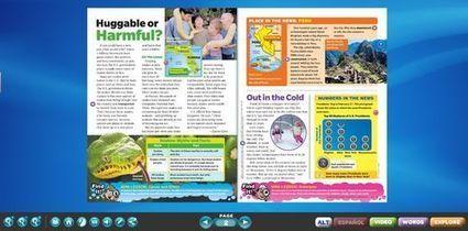 My March Top Ten List: Nonfiction Reading Resources   Scholastic.com   reading workshop   Scoop.it