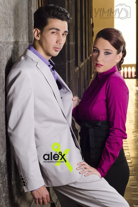 2ª Edicion Imagen Alex UP | Facebook | Alex Peluqueros | Scoop.it