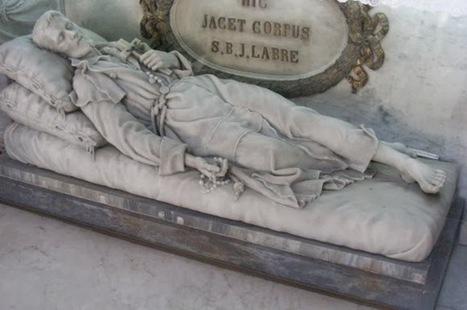Les Bardin et saint Benoit Labre | Généalogie en Dauphiné | L'écho d'antan | Scoop.it