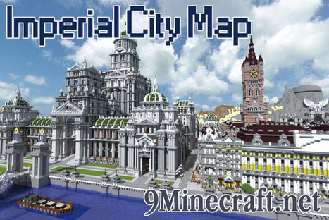 Imperial City Map 1.6.2 | Minecraft 1.6.2 Maps | Scoop.it