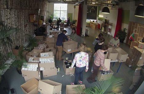 Une agence pour le don en nature | Marketing respectueux | Scoop.it