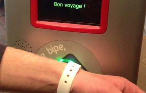 A Lille, un bracelet connecté pour les transports en commun | SoShake | Scoop.it