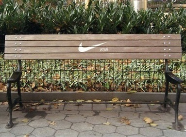 Nike: DON'T BE LAZY | My Guerilla Marketing | Scoop.it