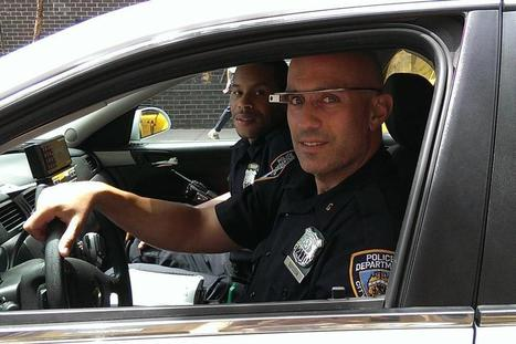 La polizia di New York testa i Google Glass - Wired | Realtà Aumentata. | Scoop.it