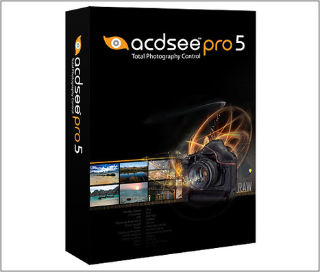 "ACD Systems launches ACDSee Pro 5 and ACDSee v14 | ""Cameras, Camcorders, Pictures, HDR, Gadgets, Films, Movies, Landscapes"" 