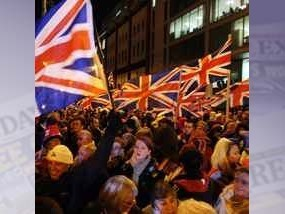 'No excuse' for flag-vote violence   The Indigenous Uprising of the British Isles   Scoop.it