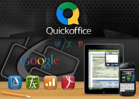 Google Quickoffice agora é grátis para Android e iOS | Tech Maker | Scoop.it