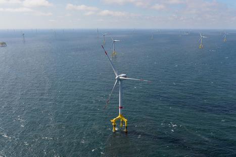 Le parc éolien offshore de Fécamp devient réalité | Eolien en mer | Scoop.it