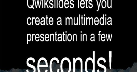 A Superb Tool for Creating Educational Presentations and Timelines (No Registration Required) ~ Educational Technology and Mobile Learning | Wiki_Universe | Scoop.it