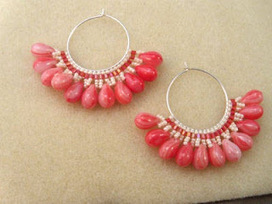 DIY Earrings Jewelry Making Ideas | Fashion, Jewelry and DIYs | Scoop.it