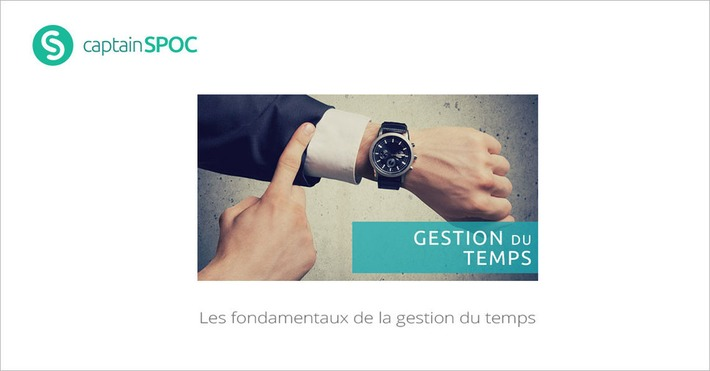[Today] SPOC Les fondamentaux de la gestion du temps | MOOC Francophone | Scoop.it