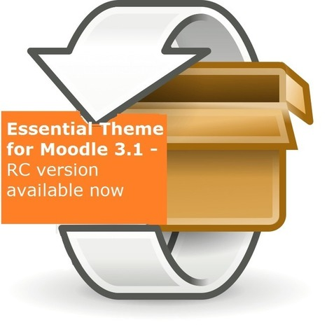 Essential Theme Release Candidate available for Moodle 3.1 #MoodleThemes @gjbarnard - Moodle World | Moodle en la docencia 2.0 | Scoop.it