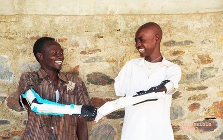 $100 3D-Printed Prosthetics Offer Hope to Amputees in War-Torn Sudan | tecnologia s sustentabilidade | Scoop.it