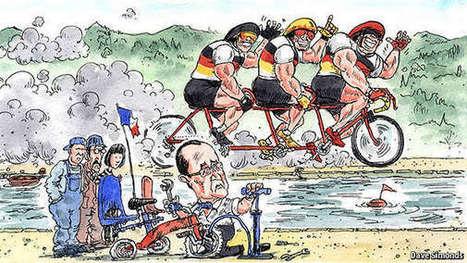 François Hollande's Rhine journey | The France News Net - Latest stories | Scoop.it