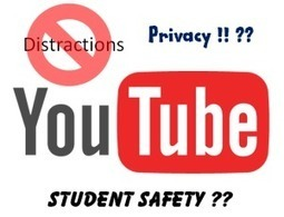 5 Ways to Share YouTube Videos Safely and Privately (Without the Distractions) | 21st C Learning | Scoop.it