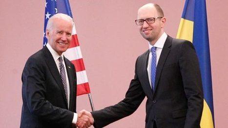 Ucrania promete más reformas y estrecha la colaboración con Estados Unidos   Ucrania   Scoop.it