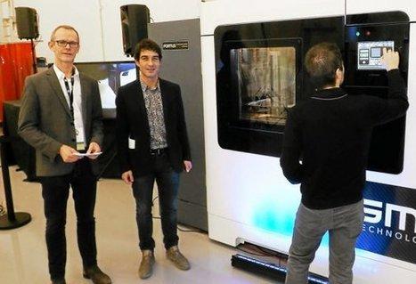 Innovation. Une imprimante 3D « grand format » - Le Télégramme   Social Media Director   Scoop.it