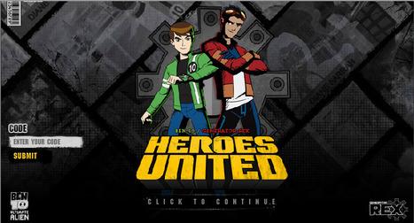 Ben 10 And Generator Rex Heroes | cartoon mini | Scoop.it