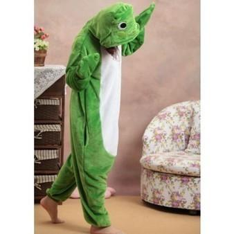 Adult Unisex Frog Flannel Kigurumi Animal Onesie Pajamas - Favorbuying.com | Personalized Clothing | Scoop.it