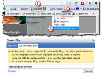 Using Diigo for Collaborative Curation | iEduc | Scoop.it