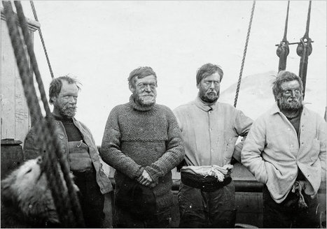 Drinking Ernest Shackleton's Whisky | @FoodMeditations Time | Scoop.it