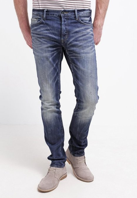 PRPS Goods & Co GREMLIN Jean slim indigo, Jeans Homme Zalando | Code promo et Bon de reduction Ventes pas cher | Scoop.it
