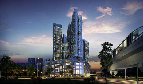 Kuala Lumpur's  Iconic Sustainable Tower | GMOs & FOOD, WATER & SOIL MATTERS | Scoop.it