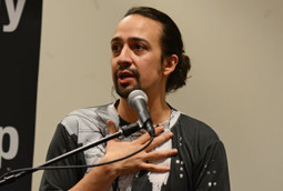 """Lin-Manuel Miranda: """"Life's a gift, it's not to be taken for granted""""   Teaching Theatre   Scoop.it"""