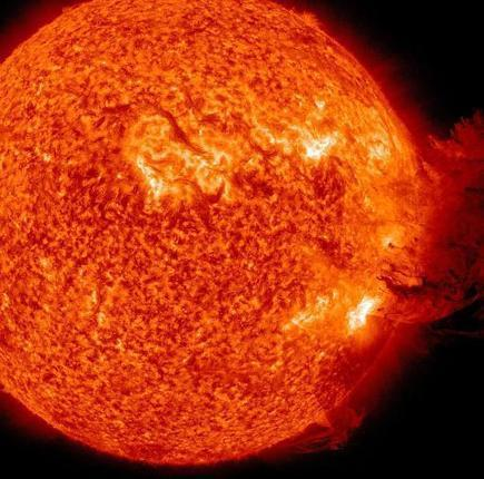 Earth survived near-miss from 2012 solar storm: NASA | Sustain Our Earth | Scoop.it