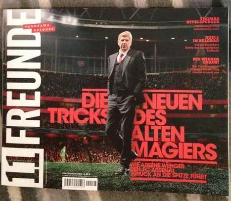 Twitter / JanAageFjortoft: Wenger is hot in Germany now. ... | Interesting SEO insights | Scoop.it