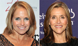 Katie Couric, Meredith Vieira Battle it Out in Morning TV Returns | MORONS MAKING THE NEWS | Scoop.it