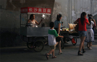 Le street-food, bouffe de rue, bouffe incongrue ! | 7 milliards de voisins | Scoop.it