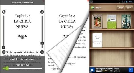 UB Reader, leyendo ebooks con un buen diseño y buenas funcionalidades | Recull diari | Scoop.it