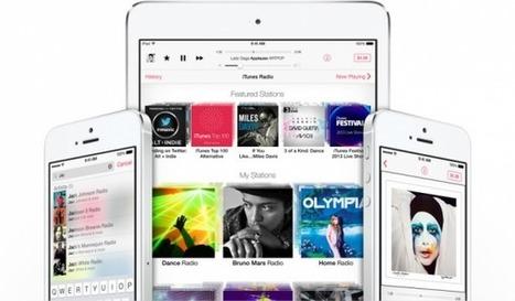 iTunes : Apple met fin au cadeau musical hebdomadaire | Mon mobile et moi | Scoop.it