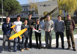 Comment l'open source a fait décoller les drones de l'Enac | Innovation sociale et internet | Scoop.it