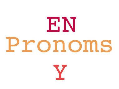 Pronoms EN et Y : activités | Remue-méninges FLE | Scoop.it