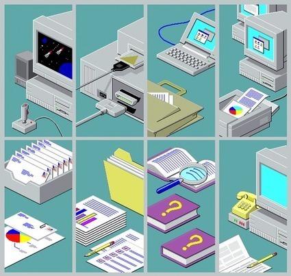 Les sources nativement numériques pour la recherche en histoire et ... | Archives - actualités et mode d'emploi ! | Scoop.it