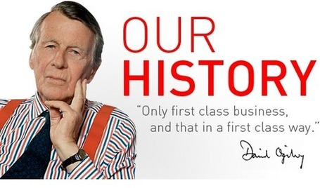 Ogilvy & Mather | David Ogilvy | A Cultural History of Advertising | Scoop.it