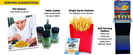 Get the Multi-Flavor Strategy with Gourmet Fries Seasonings | Gourmet Fries Seasoning | Scoop.it