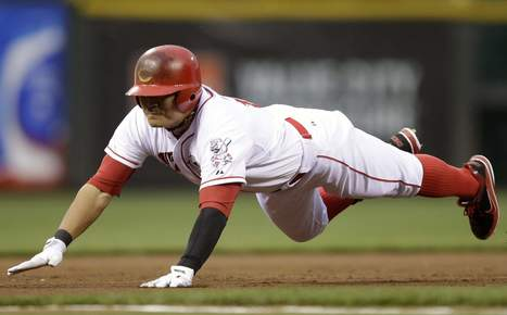 Reds fall to Marlins on ninth-inning homer | Miami sports media | Scoop.it