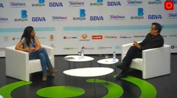 Ana Pastor y Andreu Buenafuente hablan de periodismo y redes sociales en iRedes - 233grados.com | Periodismo y Redes Sociales | Scoop.it